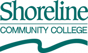 Shoreline Community College logo with link to homepage
