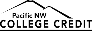 Pacific Northwest College Credit logo