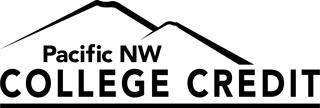 Pacific Northwest College Credit logo